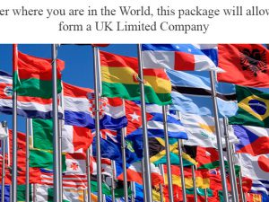 UK Company Formation For Overseas Residents